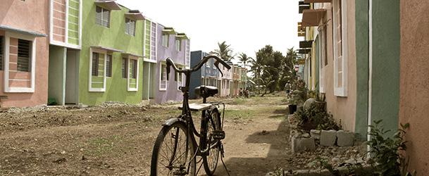 Gawad Kalinga Housing Project